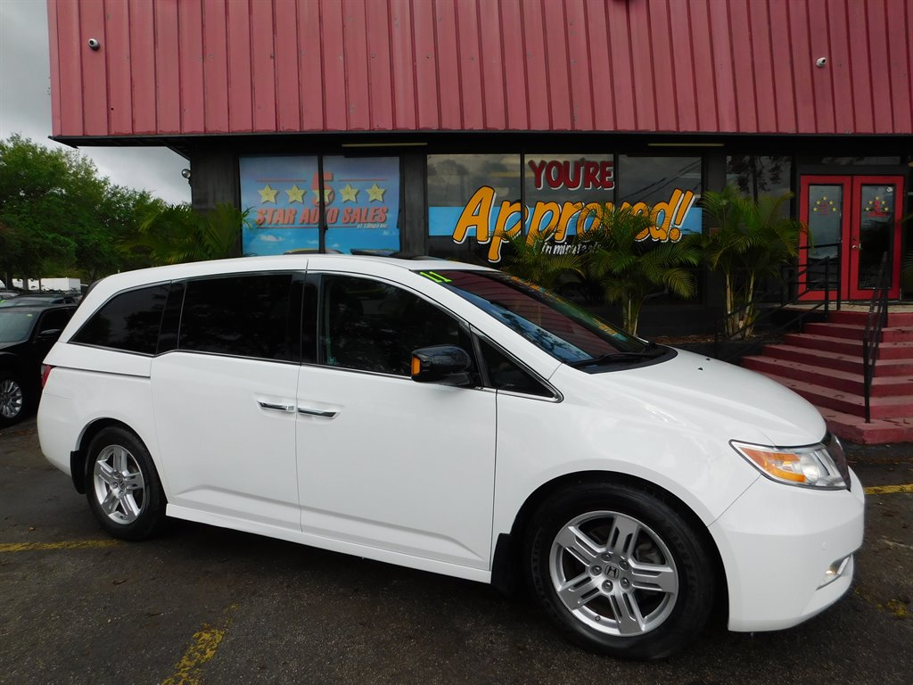 2011 Honda Odyssey 104738 Five Star Auto Sales Of Tampa Used